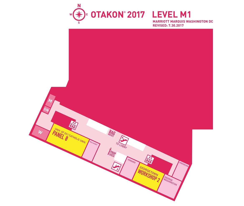 Level M1 (Marriott Marquis)