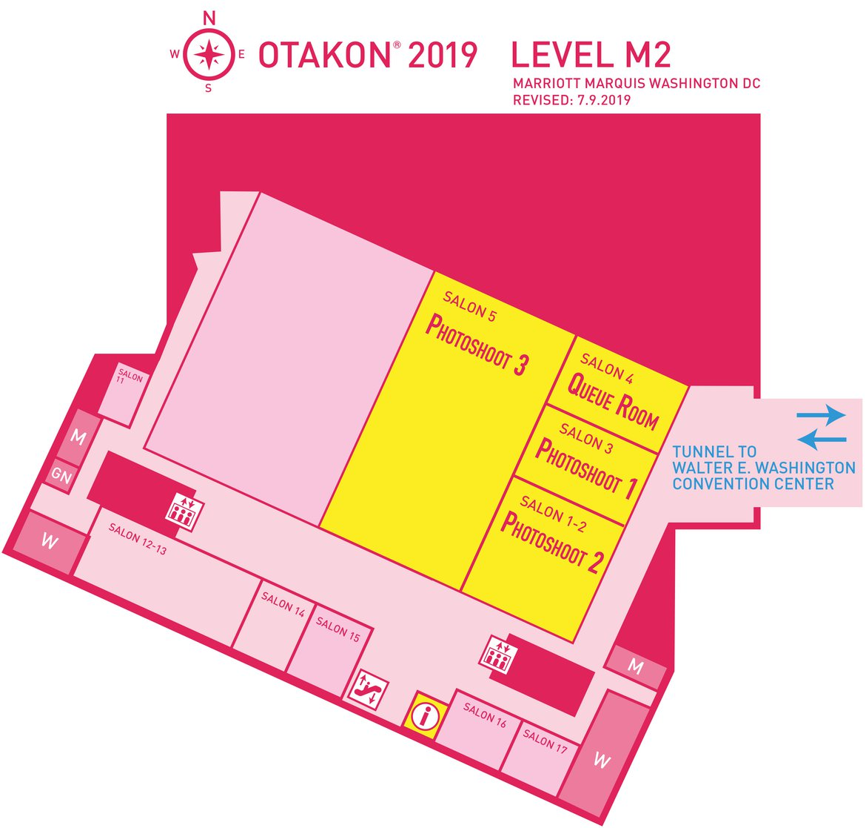 Otakon®: Location - The Walter E. Washington Convention Center on