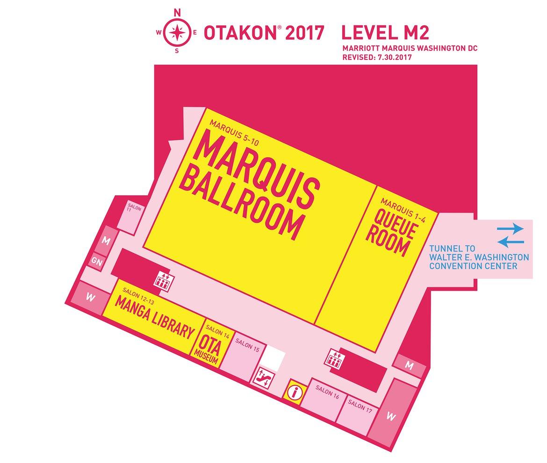 Level M2 (Marriott Marquis)